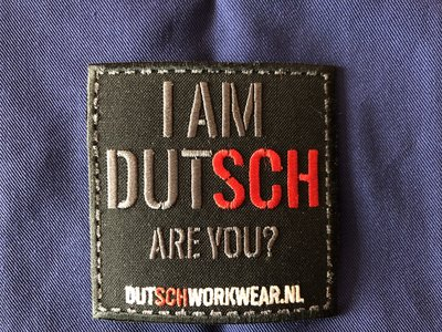 I am Dutsch