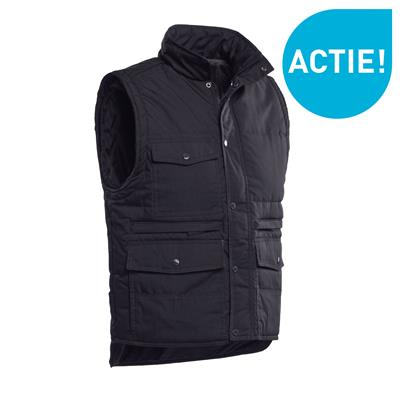 Black Friday Bodywarmer Actie