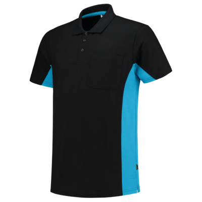 Poloshirt Bi-Color